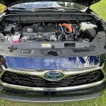 Toyota Highlander Hybrid Platinum AWD 2021