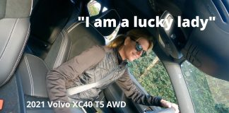 "2021 Volvo XC40 T5 AWD ... ""my brand new car!"""