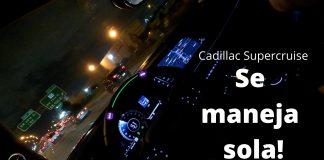 Cadillac Escalade 2021con conducción autónoma Supercruise