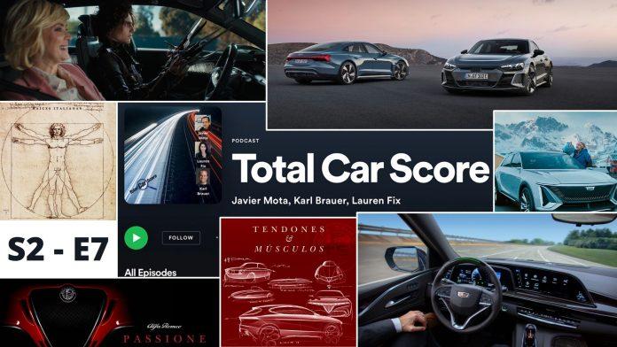 Total Car Score S2 - E7
