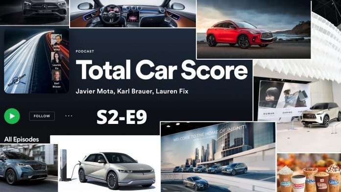 Total Car Score Podcast S2 - E9