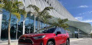 Toyota RAV4 Primer 2021