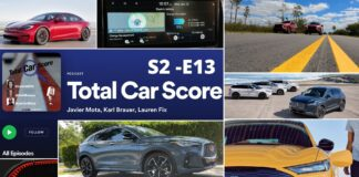 Total Car Score Podcast s2 - E13