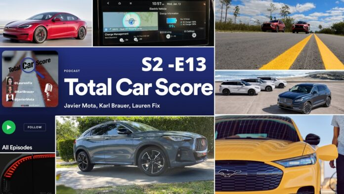 Total Car Score Podcast s2 - E13