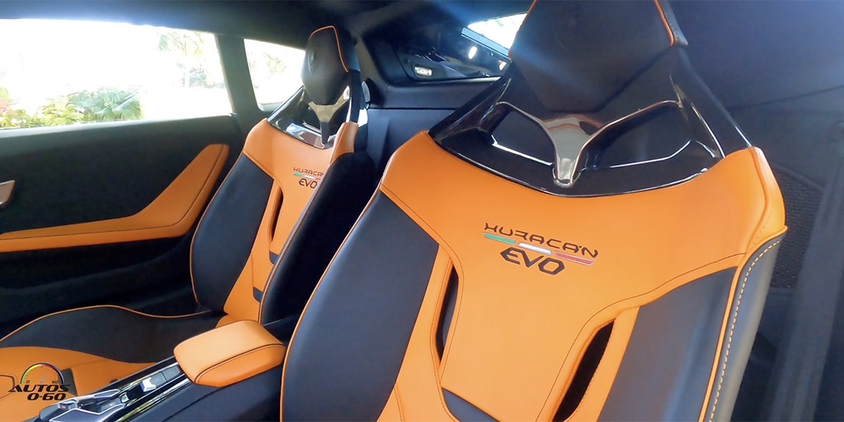 Lamborghini Huracán EVO Coupé RWD 2021