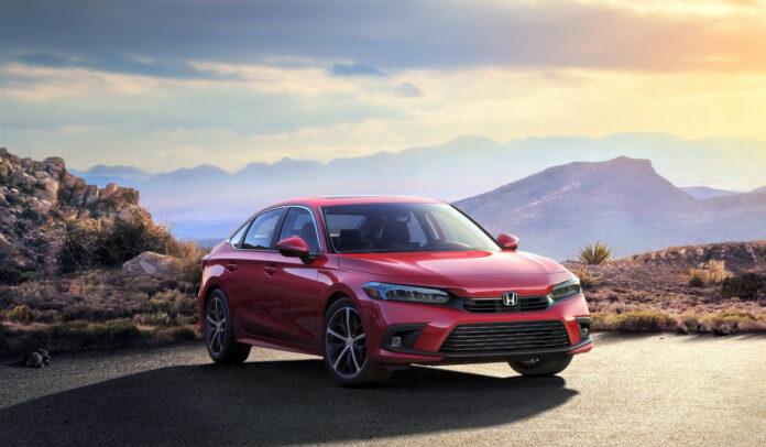 Honda Civic Sedan Touring 2022.