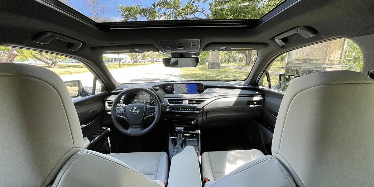 2021 Lexus UX 250h Luxury