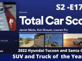 Total Car Score S2 - E17