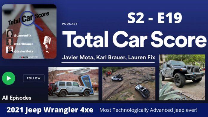 Total Car Score Podcast S2-E19