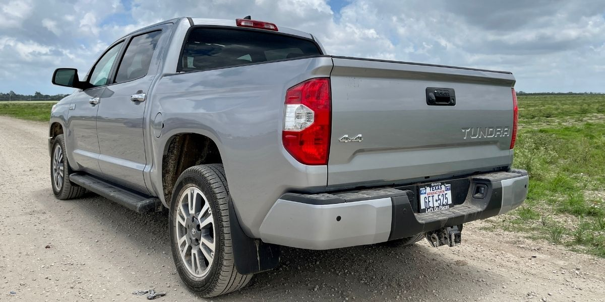 2021 Toyota Tundra 4x4 Platinum Crewmax