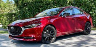 Mazda3 2.5 Sedán 2.5 Turbo 2022, sofisticación con toque de lujo