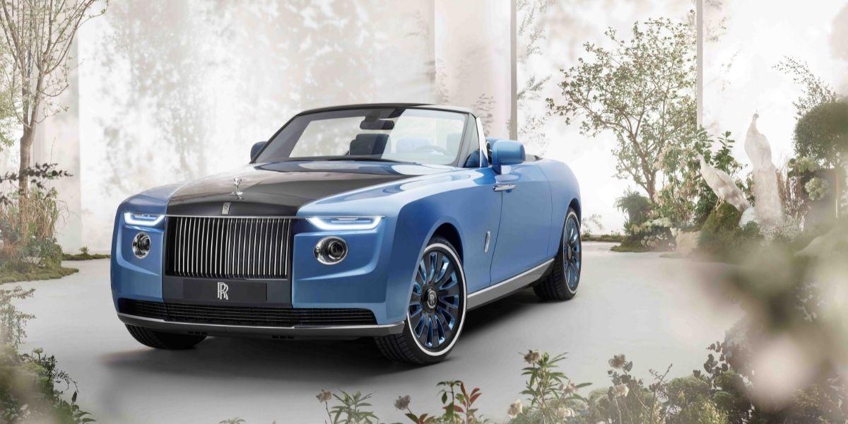 Renace Rolls-Royce Coachbuild con el espectacular Boat Tail