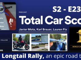 Total Car Score S2 - E23