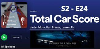 Total Car Score S2 - E24