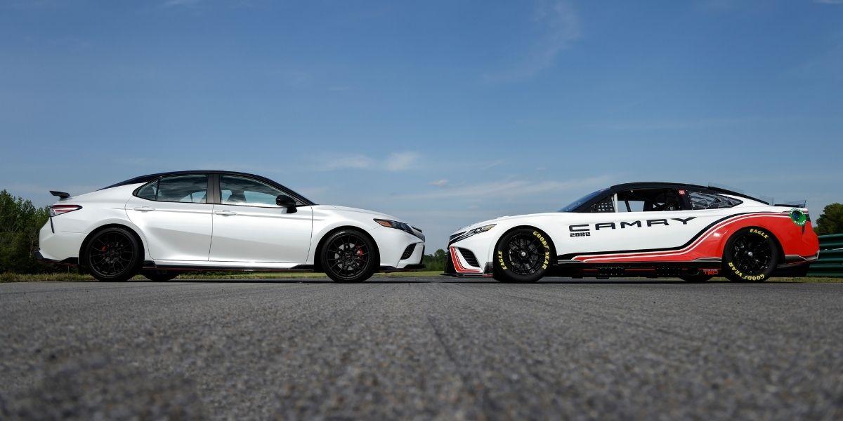 Toyota TRD Camry NASCAR NEXT Gen Car 2022