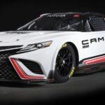 Toyota TRD Camry NASCAR NEXT Gen Car 2022.