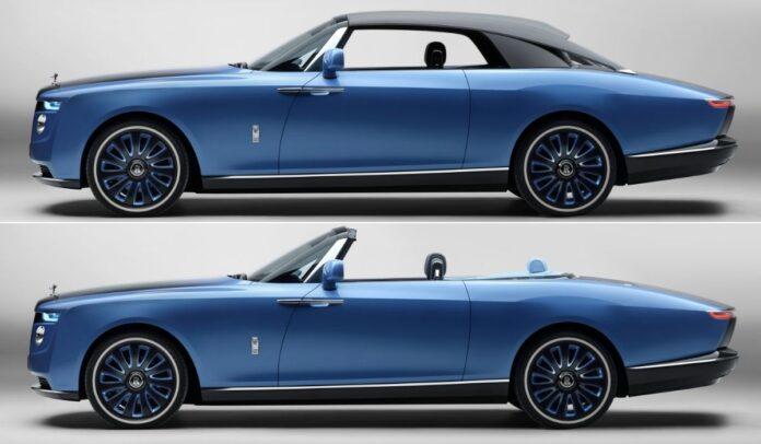 Renace Rolls-Royce Coachbuild