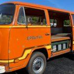 Volkswagen Elektrotransporter 1979