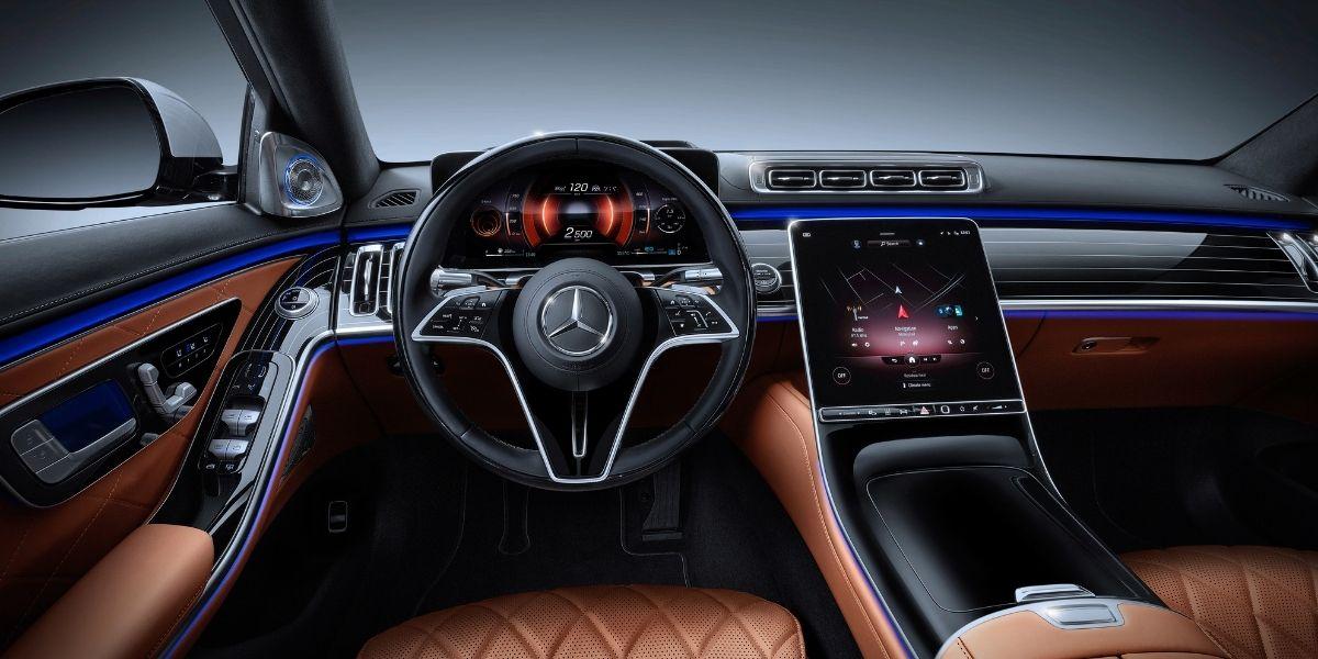 2021 Mercedes-Benz S Class