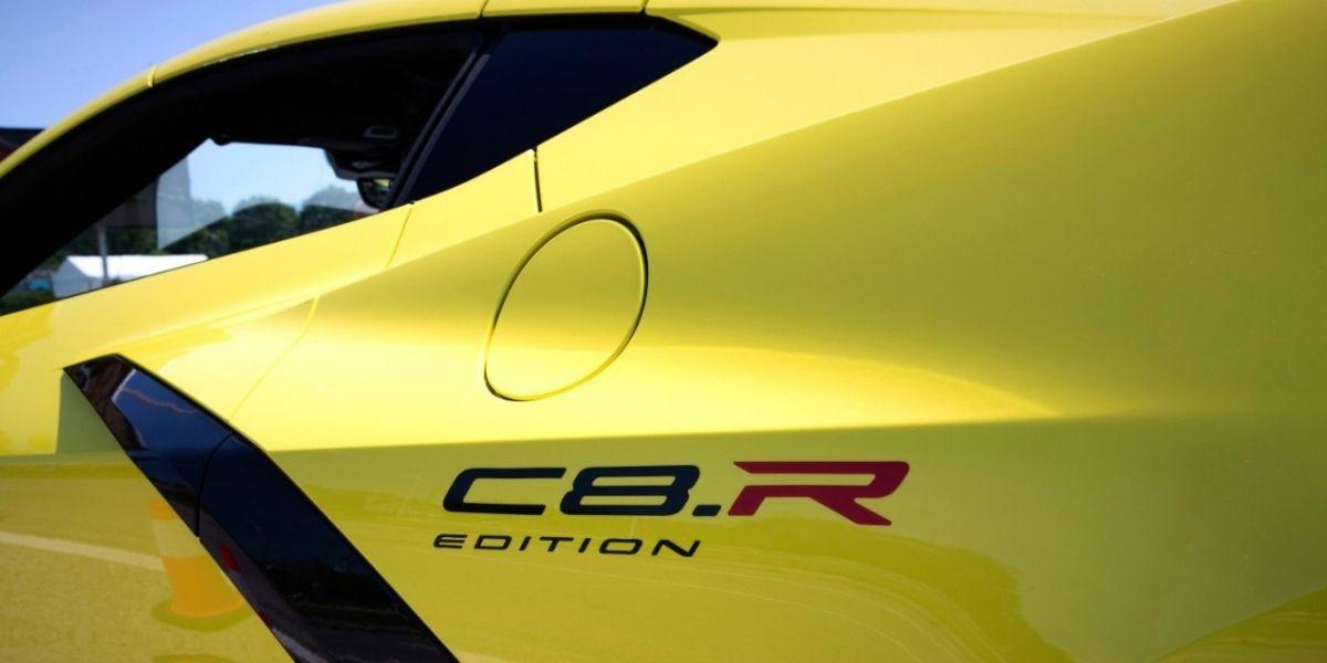 Corvette C8.R IMSA GTLM 2020