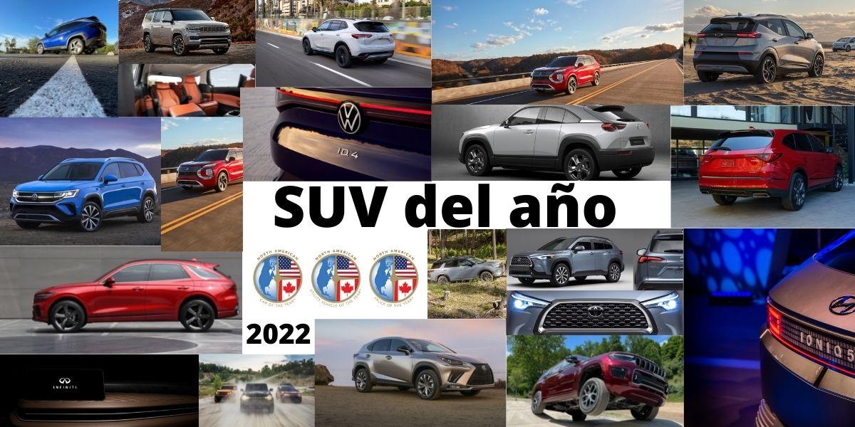 Vehículo Utilitario del Año 2022