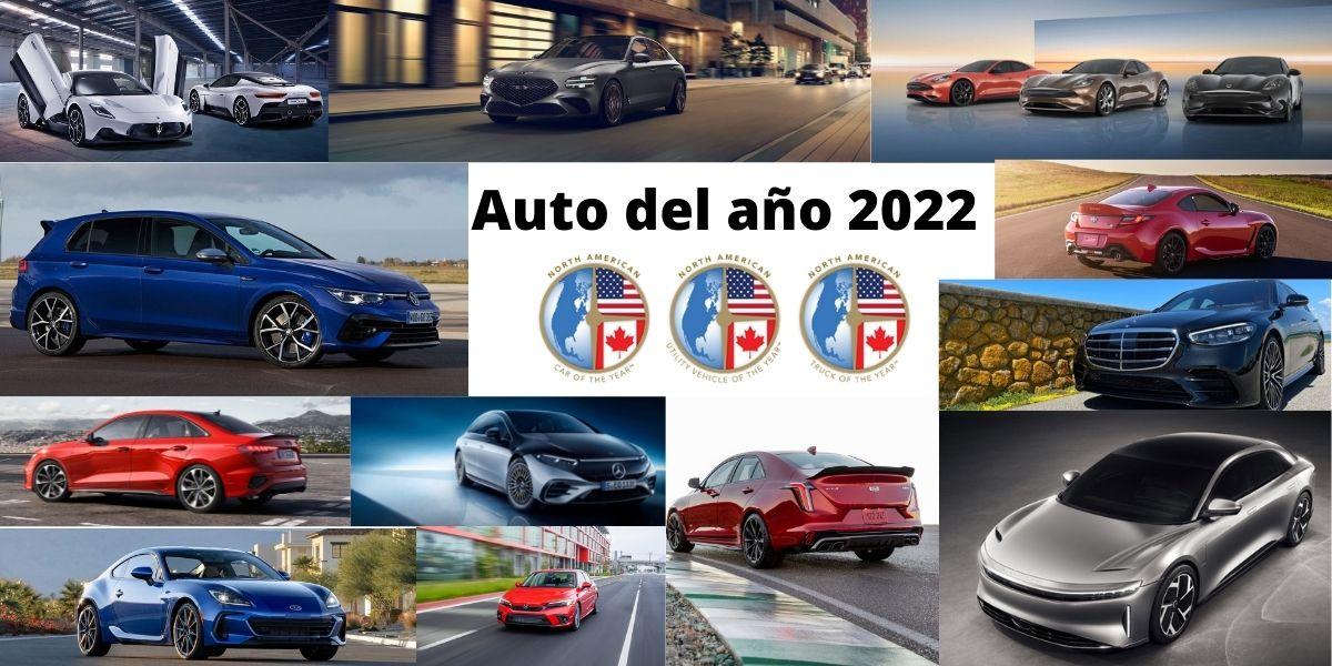 Auto del Año 2022