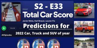 Total Car Score Podcast S2 -E33
