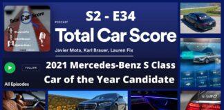 Total Car Score S2-E34