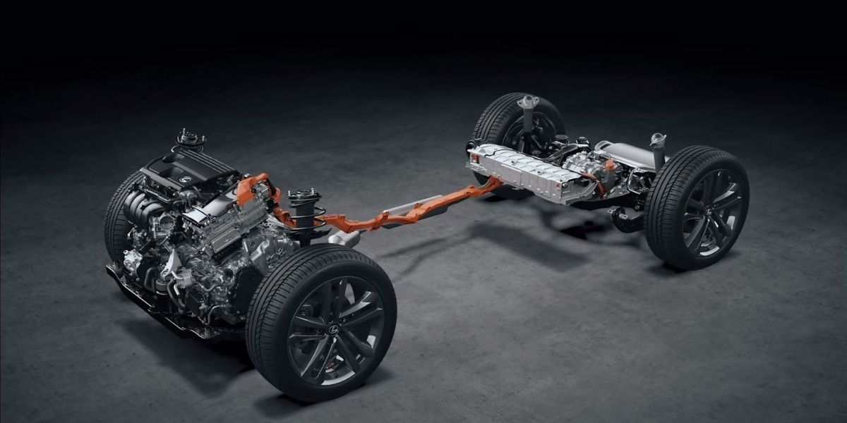 Lexus NX NX 450h+ 2022