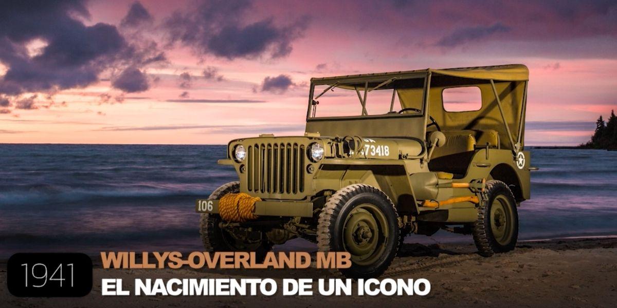 Jeep celebra 80 años con presente y futuro eléctrico