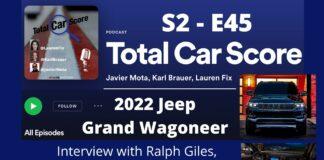 Total Car Score Podcast
