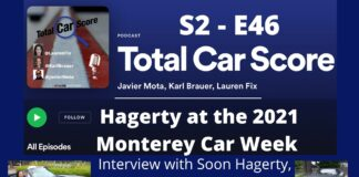 S2E46: Hagerty at the 2021 Monterey Car Week