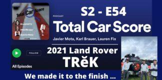 Total Car Score S2-E54