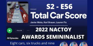 Total Car Score S2-E56