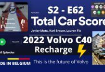 TCS S2-E62 - The 2022 Volvo C40 Recharge in Belgium